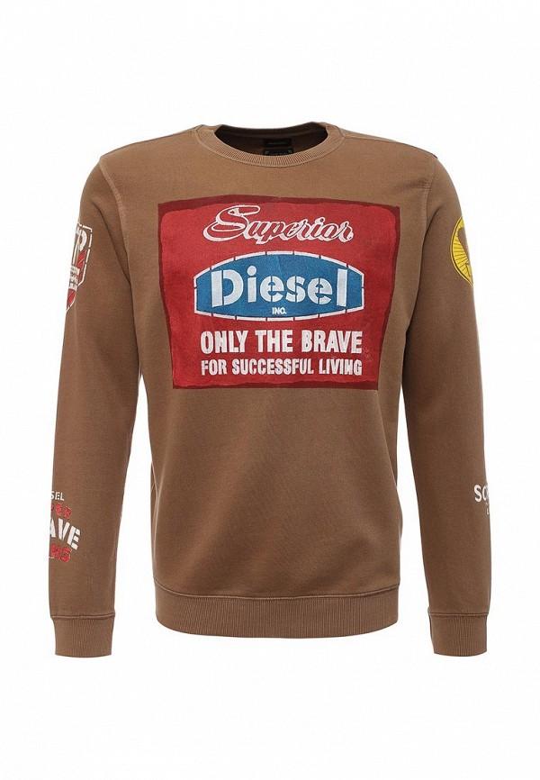 Толстовка Diesel (Дизель) 00SGF2.0TAHP