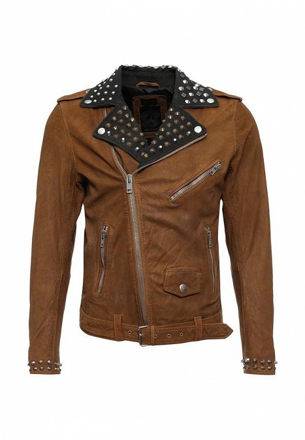 Кожаная куртка Diesel (Дизель) 00SHQI.0TAGG