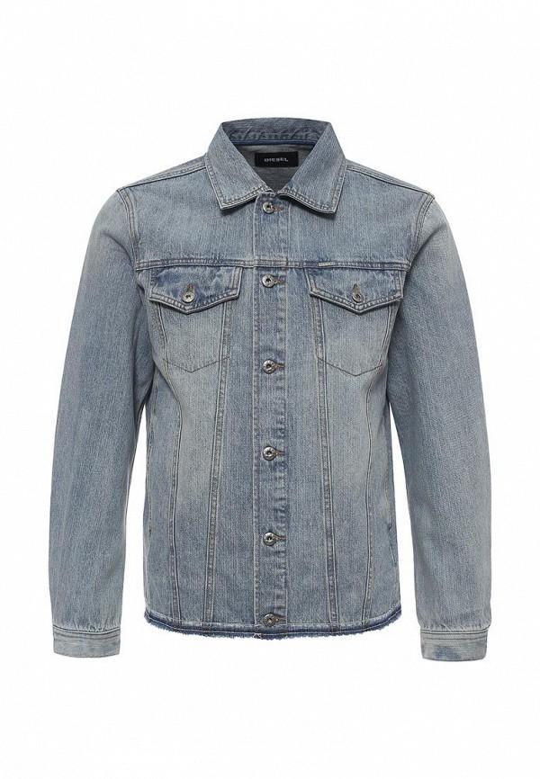 Джинсовая куртка Diesel (Дизель) 00SXQA-0LANX/01