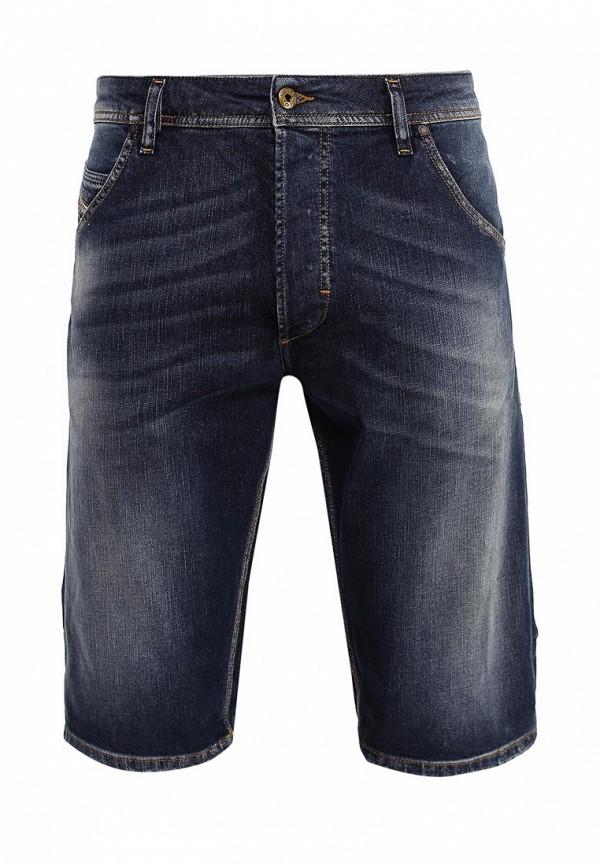 Мужские джинсовые шорты Diesel (Дизель) 00CKCH.0AAKF