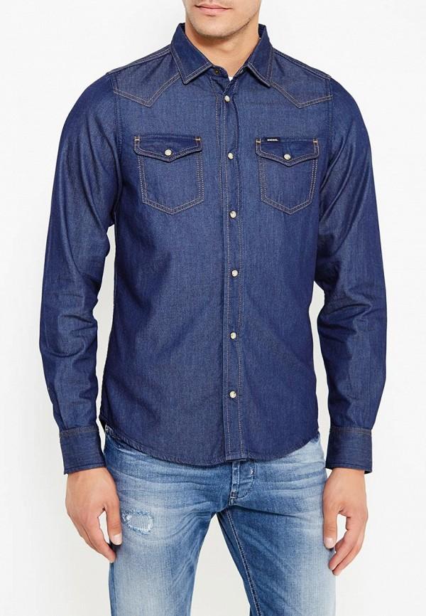 Рубашка джинсовая Diesel Diesel DI303EMWLI52