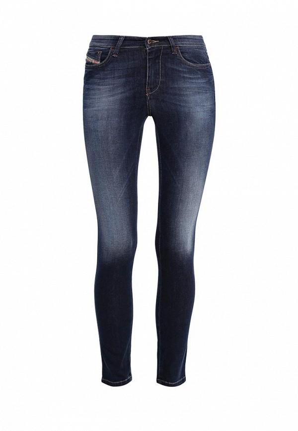 Зауженные джинсы Diesel (Дизель) 0822X.00S141