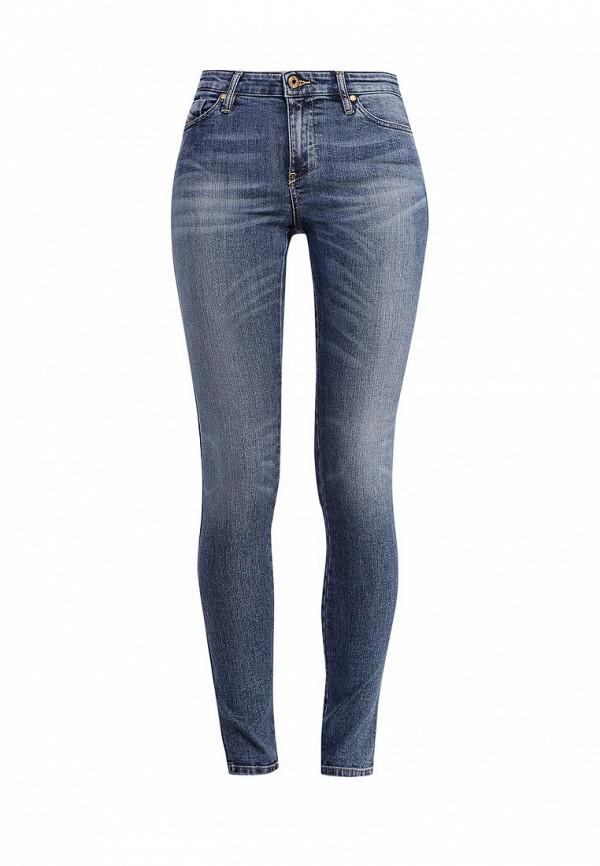 Зауженные джинсы Diesel (Дизель) 0R058.00S141
