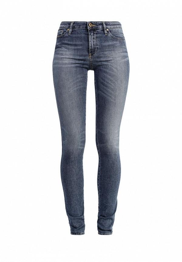 Зауженные джинсы Diesel (Дизель) 0R058.00S142