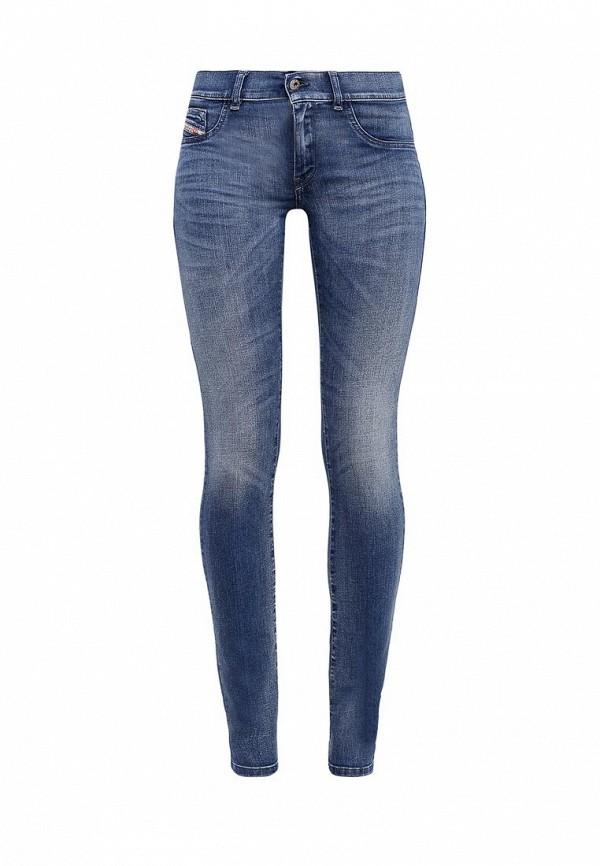 Зауженные джинсы Diesel (Дизель) 00CQLP.0668E