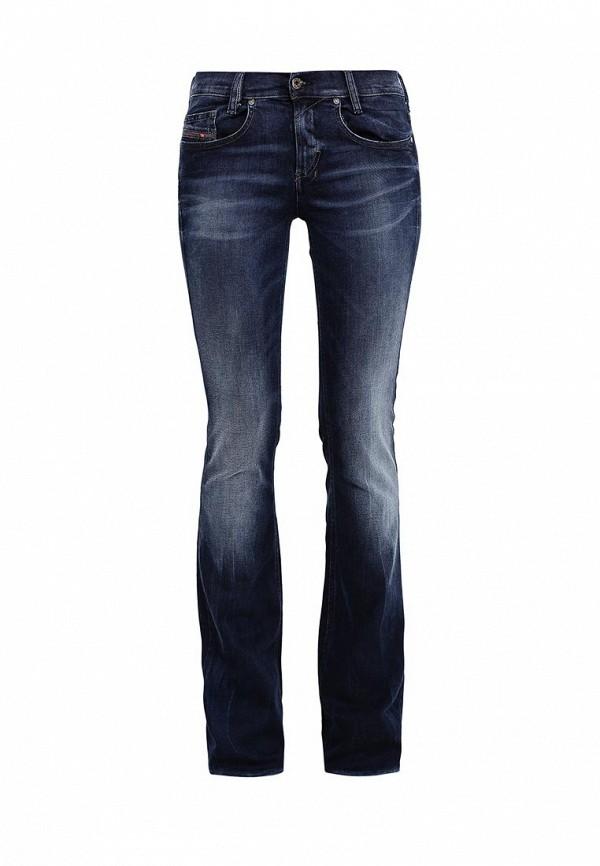 Широкие и расклешенные джинсы Diesel (Дизель) 00CUM1.0845S