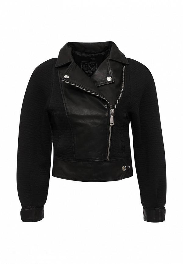 Кожаная куртка Diesel (Дизель) 00S7PP.0JACR