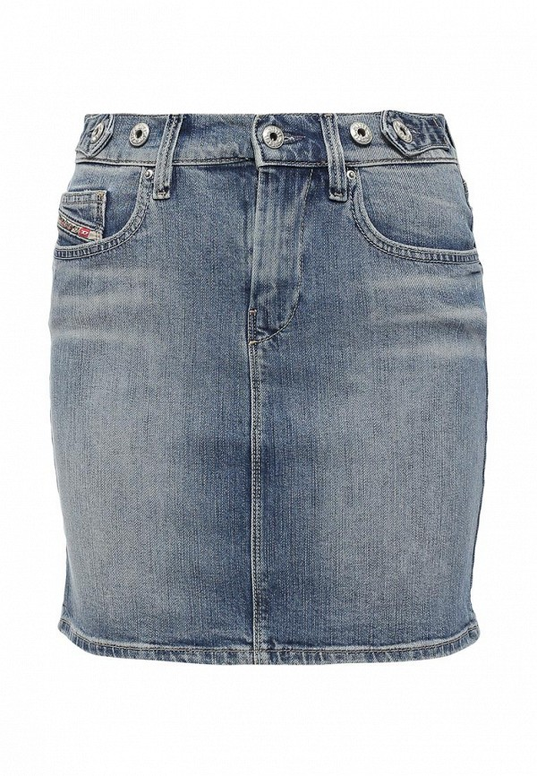 Юбка джинсовая Diesel 00S88X.0CAFJ
