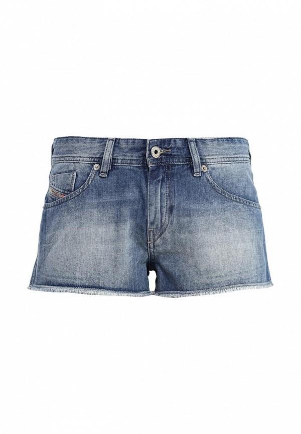 Женские джинсовые шорты Diesel (Дизель) 00SHLX.0663W