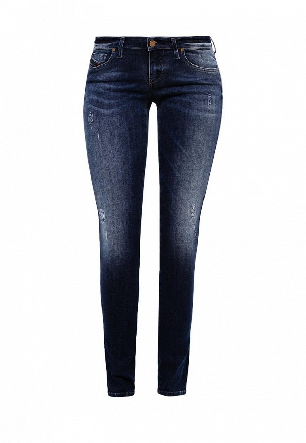 Зауженные джинсы Diesel (Дизель) 00S54P-0677R/01
