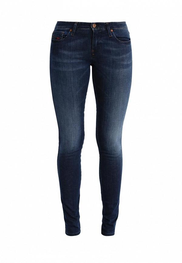 Зауженные джинсы Diesel (Дизель) 00S54P-0675H/01
