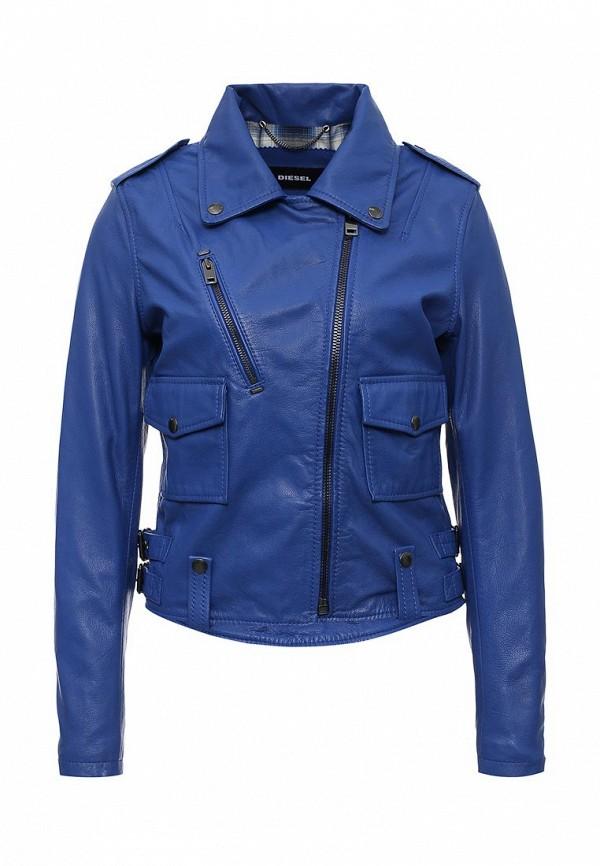 Кожаная куртка Diesel (Дизель) 00SRT3-0LALX/8CR