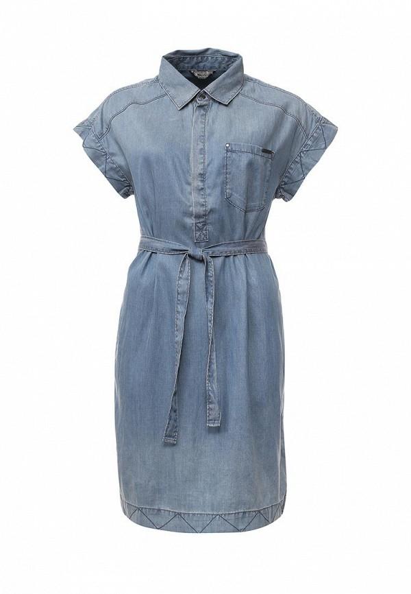 Платье-миди Diesel (Дизель) 00SPQH.0CAMI