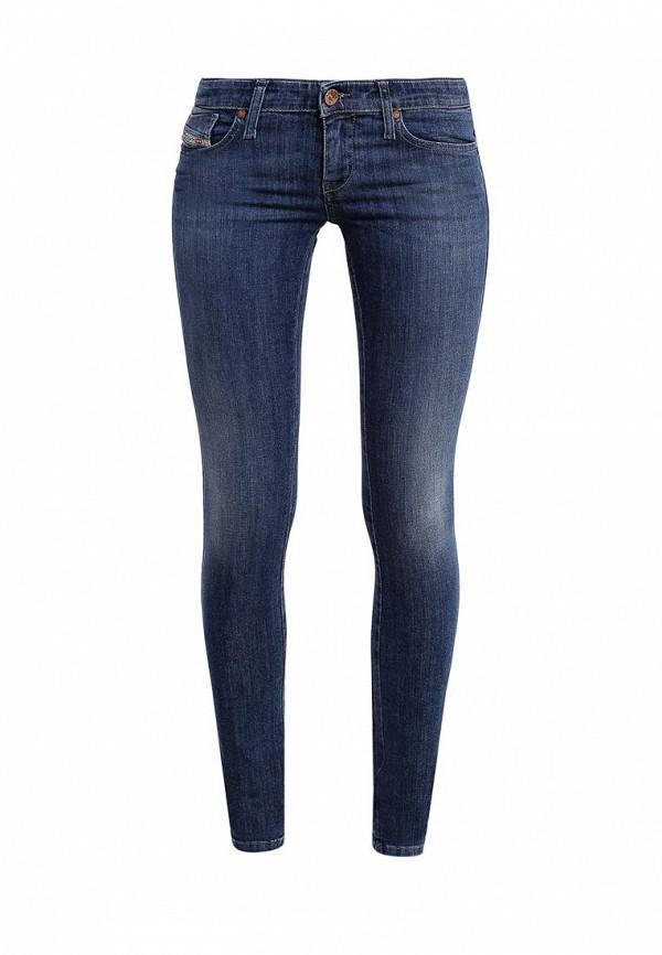 Зауженные джинсы Diesel (Дизель) 00S54P-0860X/01