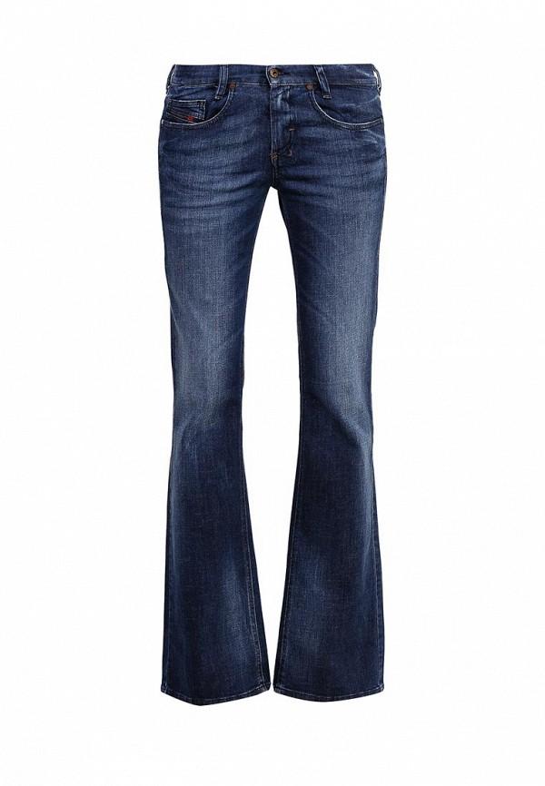 Широкие и расклешенные джинсы Diesel (Дизель) 00CUM0.084BH