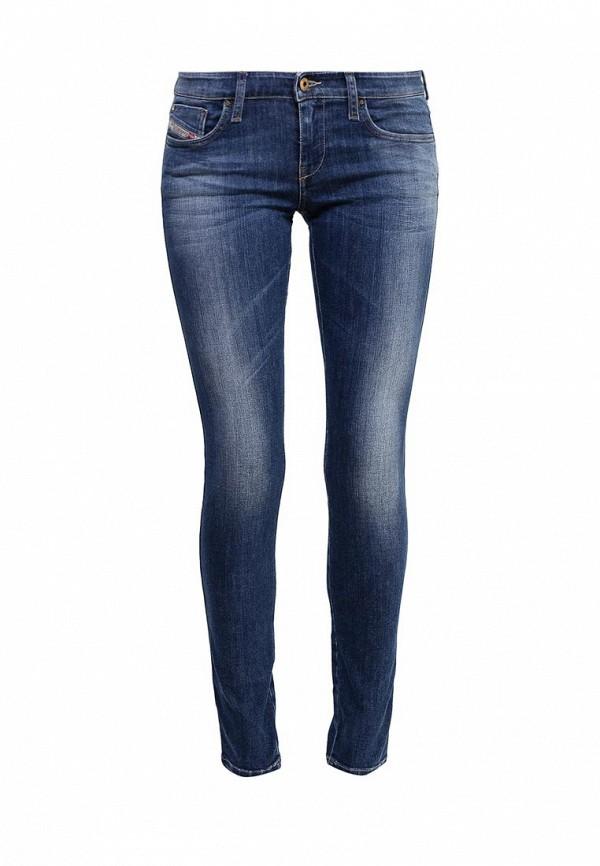 Зауженные джинсы Diesel (Дизель) 00S54N.0826F