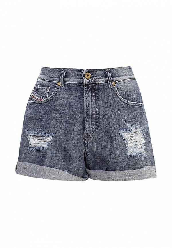 Женские джинсовые шорты Diesel (Дизель) 00SN02.0849N