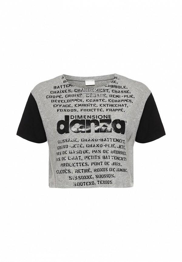 Футболка Dimensione Danza 6A179J003