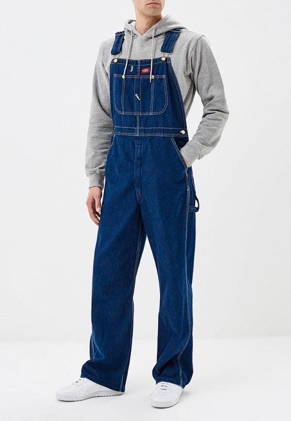 Комбинезон джинсовый Dickies Dickies DI844EMBFVW2 комбинезон с брюками bel di