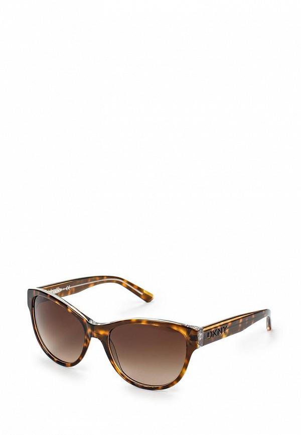 Очки солнцезащитные DKNY DKNY DK001DWGFO29 очки солнцезащитные dkny dkny dk001dwdpv40