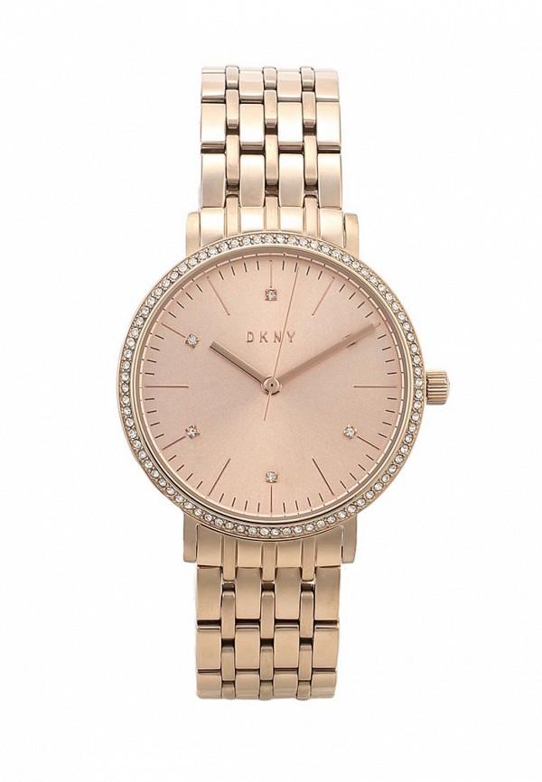 купить  Часы DKNY DKNY DK001DWSLO60  по цене 17080 рублей