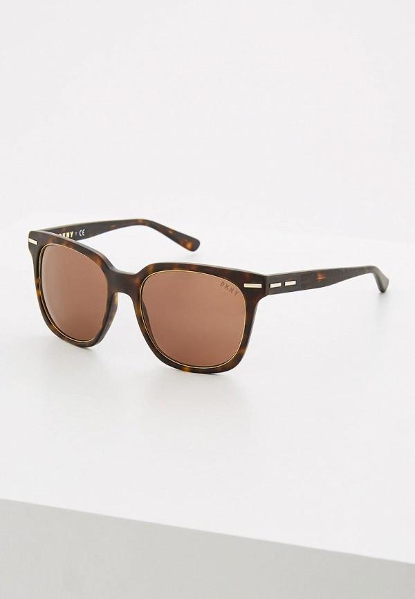 Очки солнцезащитные DKNY DKNY DK001DWSTQ53 очки солнцезащитные dkny dkny dk001dwpbu27