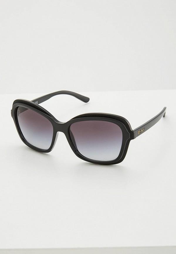 Очки солнцезащитные DKNY DKNY DK001DWYZY89 очки солнцезащитные dkny dkny dk001dwdpv40