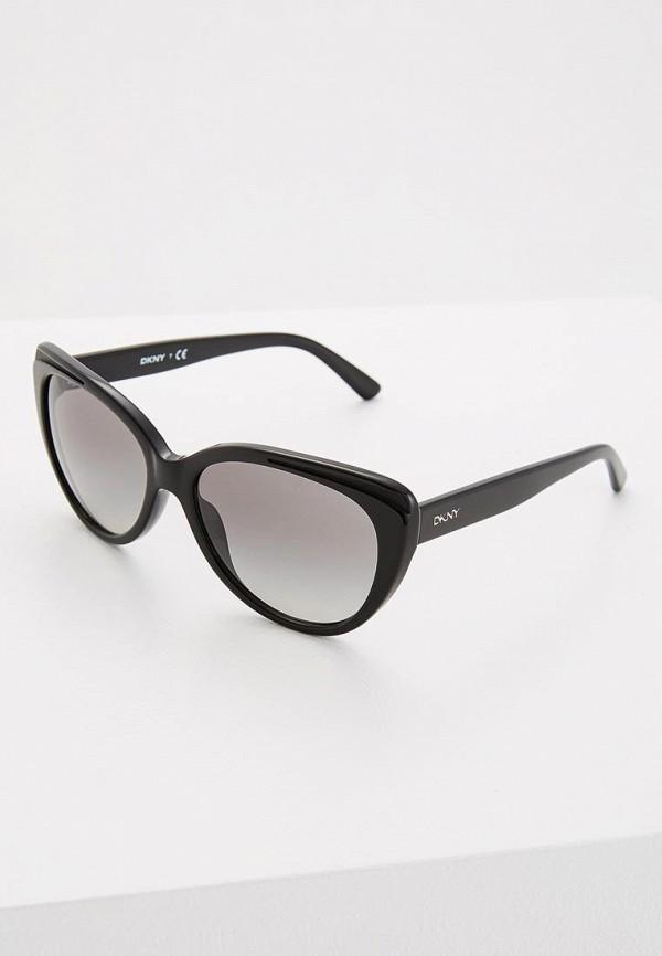Очки солнцезащитные DKNY DKNY DK001DWYZY98 очки солнцезащитные dkny dkny dk001dwpbu27