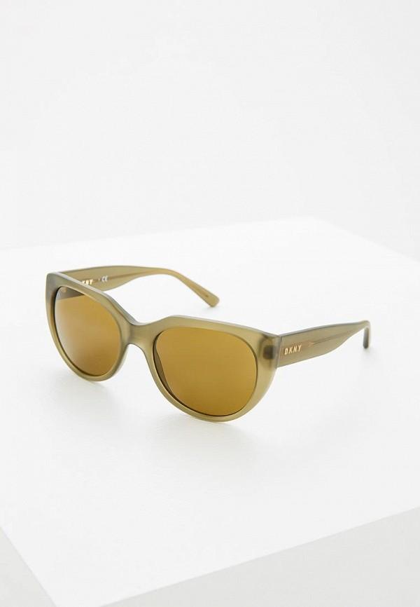 Очки солнцезащитные DKNY DKNY DK001DWYZZ04 очки солнцезащитные dkny dkny dk001dwpbu27