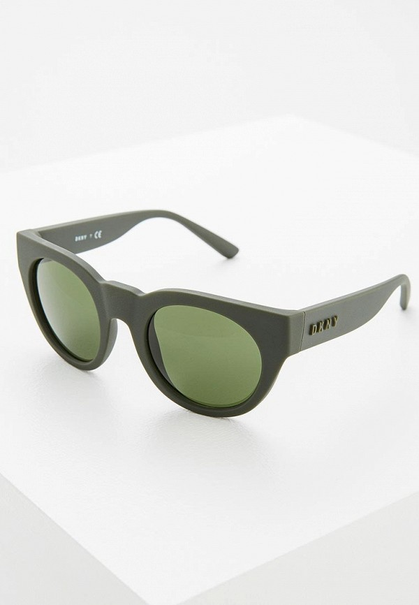 Очки солнцезащитные DKNY DKNY DK001DWYZZ09 очки солнцезащитные dkny dkny dk001dwpbu27