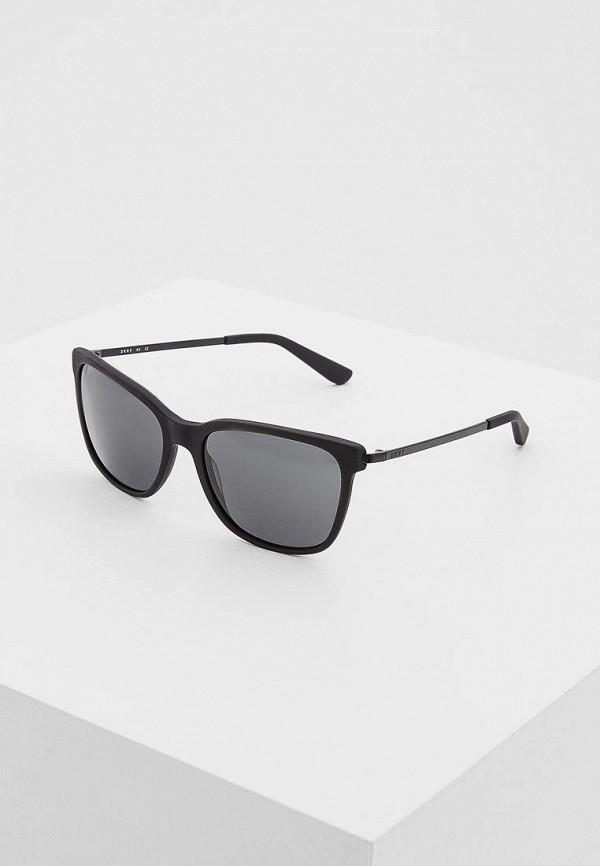 Очки солнцезащитные DKNY DKNY DK001DWYZZ15 очки солнцезащитные dkny dkny dk001dwpbu27