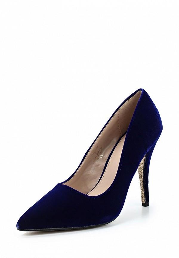 Купить Туфли Dorothy Perkins, DO005AWZPQ48, синий, Весна-лето 2018