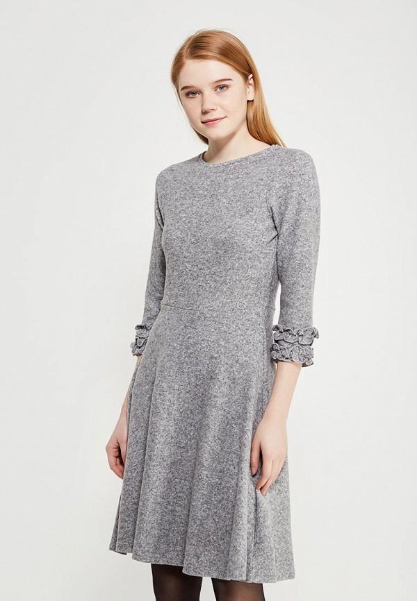 Купить Платье Dorothy Perkins, DO005EWADDC0, серый, Весна-лето 2018