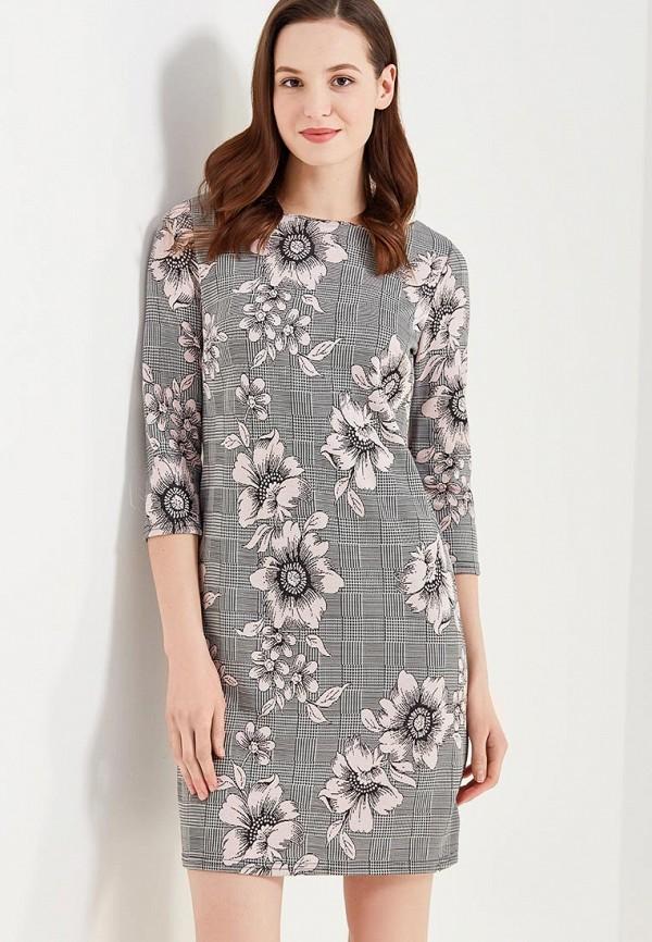 Купить Платье Dorothy Perkins, DO005EWADDC1, серый, Весна-лето 2018