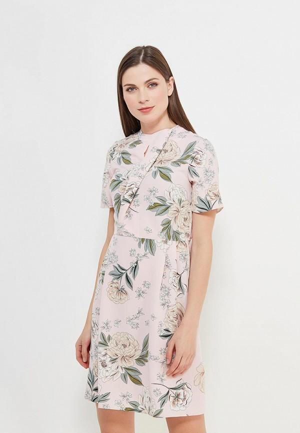 Купить Платье Dorothy Perkins, DO005EWAHZC6, розовый, Весна-лето 2018