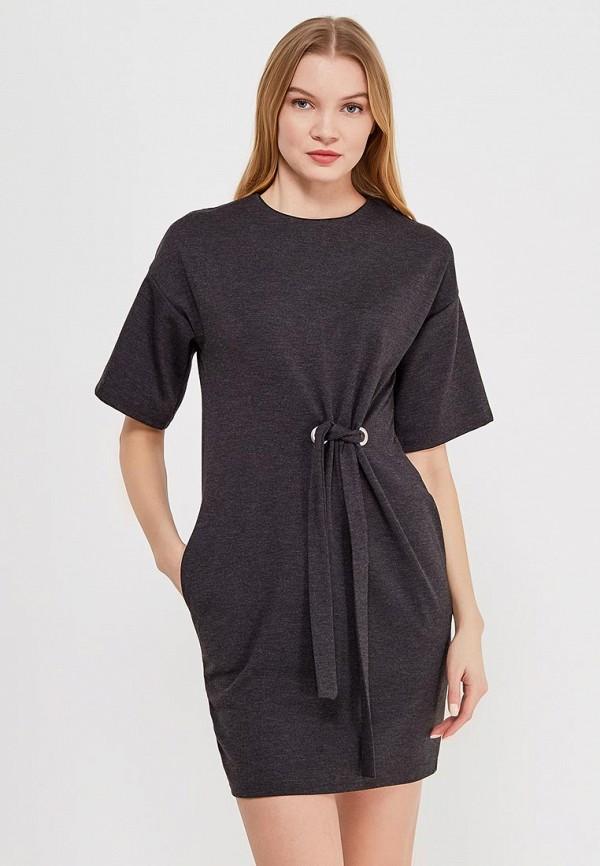 Купить Платье Dorothy Perkins, DO005EWAHZC8, серый, Весна-лето 2018