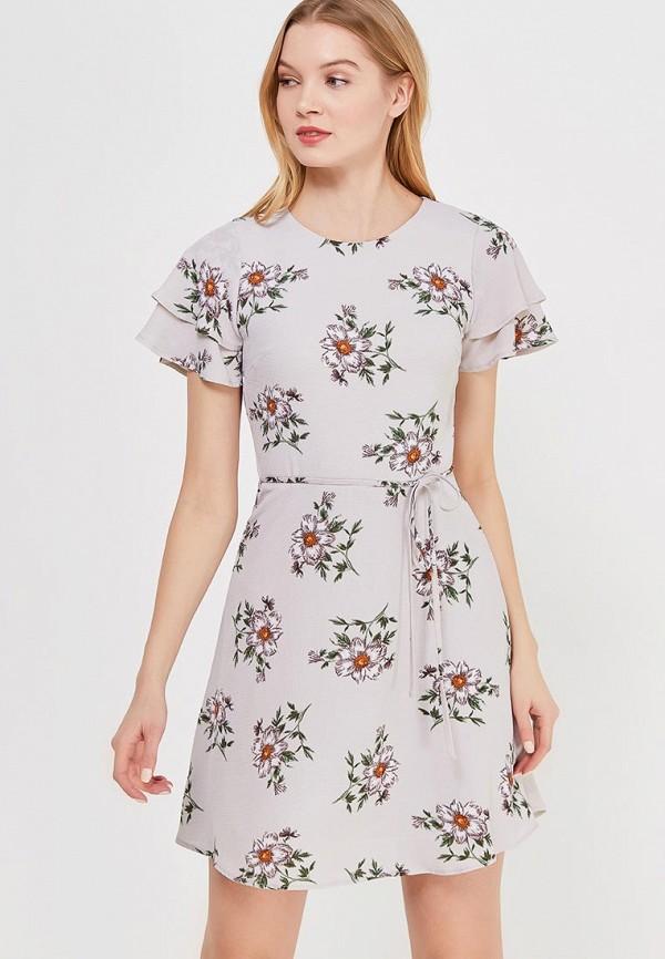 Купить Платье Dorothy Perkins, DO005EWAHZE0, серый, Весна-лето 2018