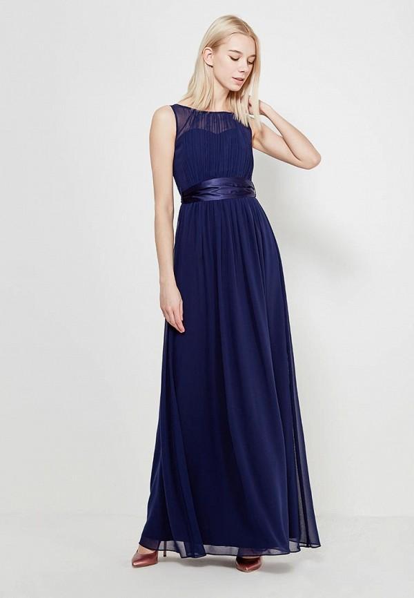 Купить Платье Dorothy Perkins, DO005EWAJEY8, синий, Весна-лето 2018