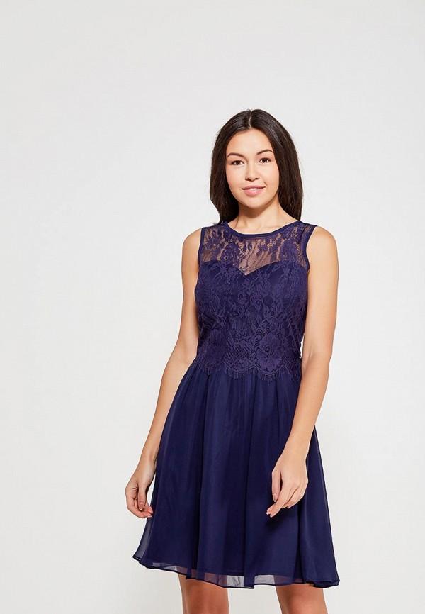Купить Платье Dorothy Perkins, DO005EWAJEZ6, синий, Весна-лето 2018