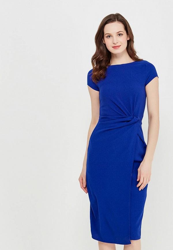 Купить Платье Dorothy Perkins, DO005EWAMMK2, синий, Весна-лето 2018