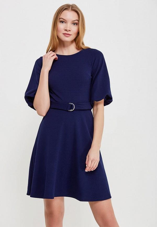 Купить Платье Dorothy Perkins, DO005EWAPCK9, синий, Весна-лето 2018