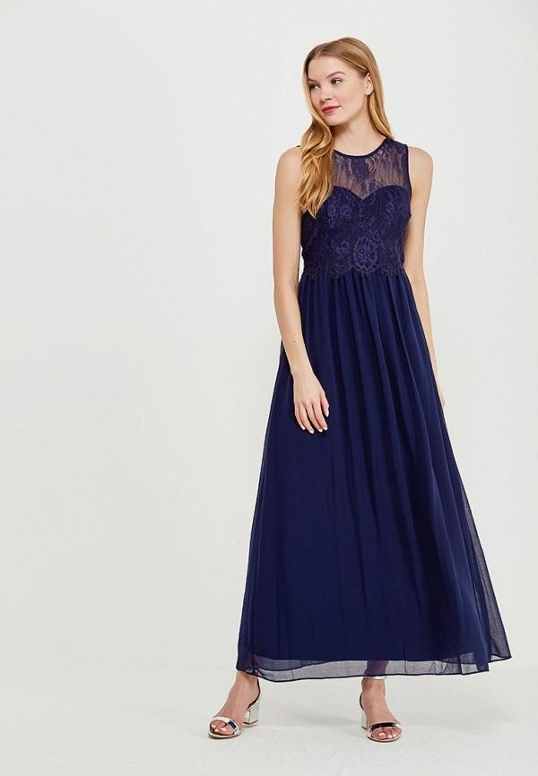 Купить Платье Dorothy Perkins, DO005EWAPCM2, синий, Весна-лето 2018