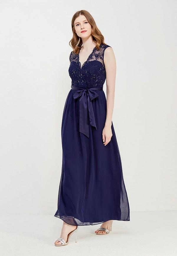 Купить Платье Dorothy Perkins, DO005EWAPCM7, синий, Весна-лето 2018