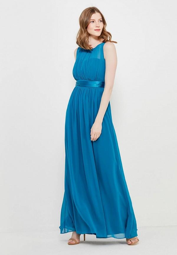 Купить Платье Dorothy Perkins, DO005EWAPCN6, синий, Весна-лето 2018