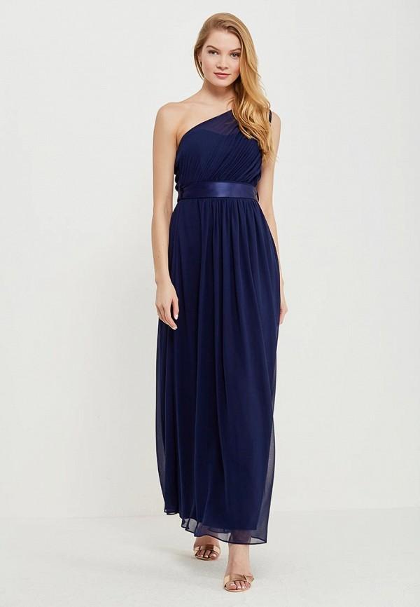 Купить Платье Dorothy Perkins, DO005EWAPCO5, синий, Весна-лето 2018