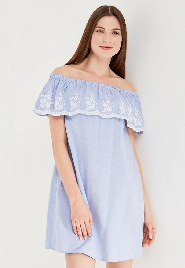 Купить Платье Dorothy Perkins, DO005EWAPCP8, голубой, Весна-лето 2018