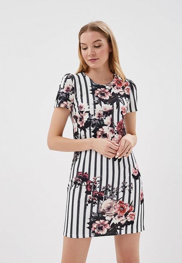 Купить Платье Dorothy Perkins, DO005EWAQLA4, белый, Весна-лето 2018