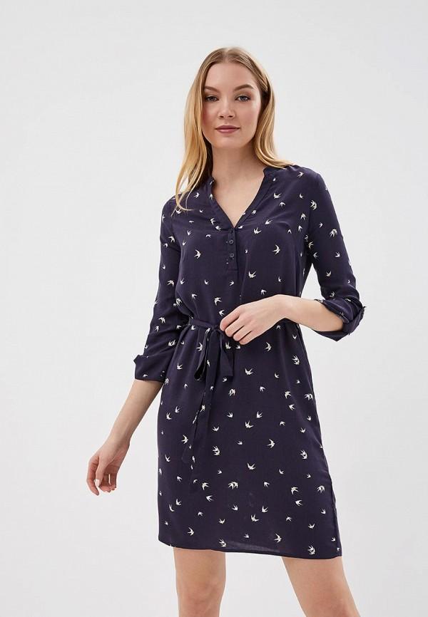 Купить Платье Dorothy Perkins, DO005EWAQLB1, синий, Весна-лето 2018