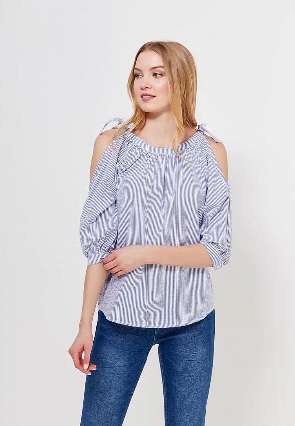 Купить Блуза Dorothy Perkins, DO005EWAQLE9, голубой, Весна-лето 2018