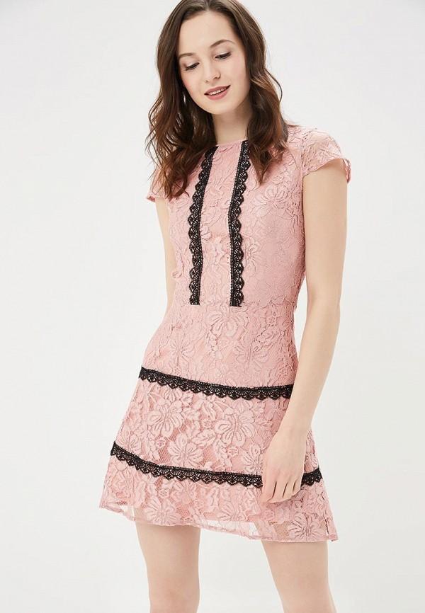 Купить Платье Dorothy Perkins, DO005EWAVTP8, розовый, Весна-лето 2018
